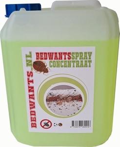 Bedwantsspray concentraat 5 liter